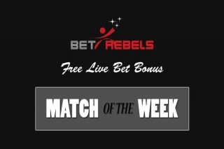 BetRebels Match of the week