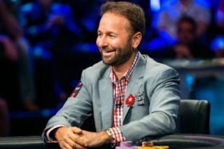 Canadian poker ace Daniel Negreanu adds another $8.2 million to his lifetime tournament earnings with a second place finish in the biggest buy-in tournament of the 2014 World Series of Poker, the Big One for One Drop. This pay day vaults him back in to the top spot in all-time poker tournament earnings. (CNW Group/PokerStars.net)