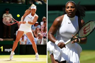 Angelique Kerber vs Serena Williams