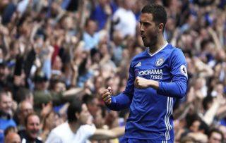 Soccer Chelsea Hazard's Brother