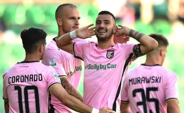 US Citta di Palermo v Virtus Entella - Serie B
