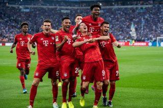 Olympiakos - Bayern Muchen prognostika stoiximatos