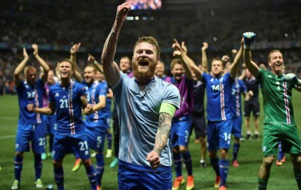 Εθνική ποδοσφαίρου Ισλανδίας