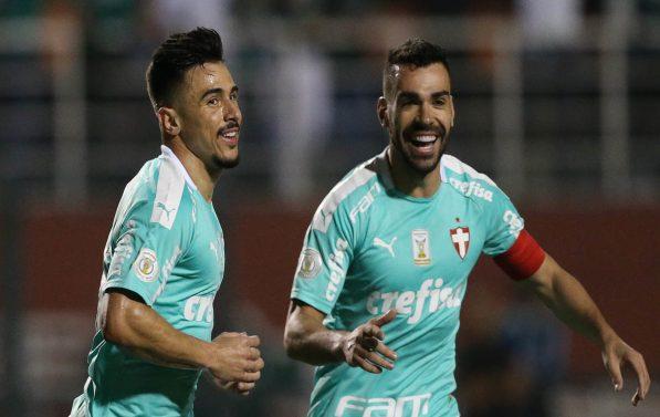 Santos - Palmeiras prognostika stoiximatos