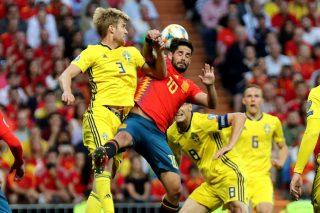 Sweden - Spain prognostika stoiximatos