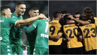 Panathinaikos - AEK