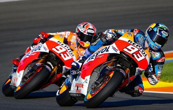 Θεωρία στοιχήματος Moto GP