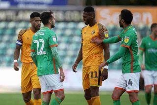Newport County prognostika stoiximatos