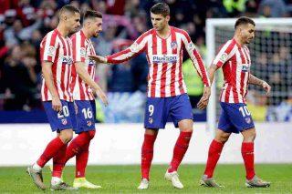 Atletico Madrid prognostika stoiximatos
