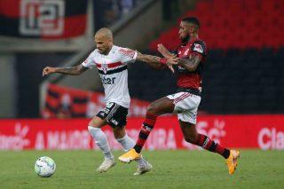 Sao Paolo Flamengo prognostika