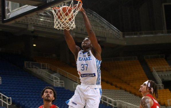 μπάσκετ εθνική Ελλάδος