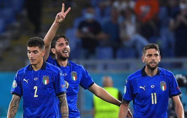 Ιταλία εθνική Euro