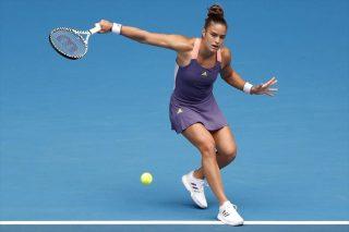Σάκκαρη τένις προγνωστικά
